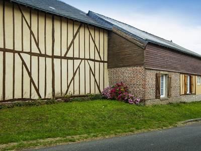 Cottage dans un village verdoyant et vallonné (Rubigny, Sud Ardennes)