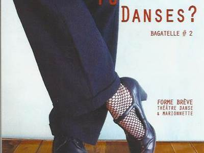 "Marionnettes: Spectacle ""Tu danses? Bagatelle#2 - Liart"