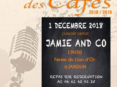 Festival des cafés Jandun