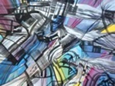 """Exposition """"Tentations d'Infini"""": Galerie Caractère"""