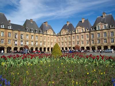 Gp - Découvrir Charleville-Mézières - Excursion 1 jour