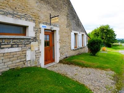"""Gîte rural 08MS092 """"La Grande Rubrique"""" - GODELLE Maryse"""