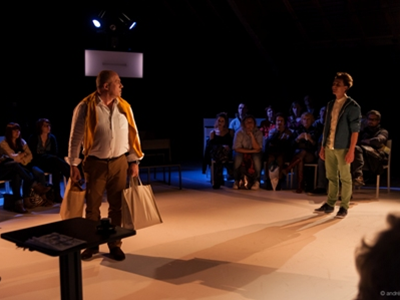 Annulé - Théâtre : L'apprenti