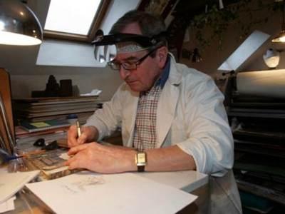 Expo : Jean-Claude Renaud expose ses gravures