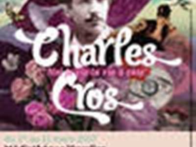 Printemps des Poètes : Exposition Charles Cros