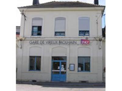 Gare SNCF Vireux-Molhain