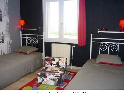 """Chambre d'hôte """"Au bois du Loup"""" - Aubigny-les-Pothées"""