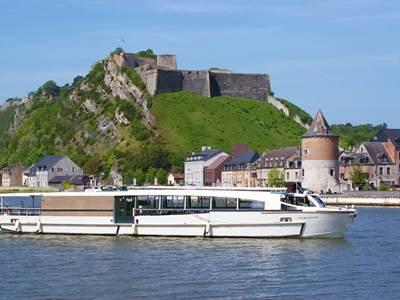 Excursion groupe : Vôye sur la Meuse