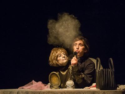J-365 : Marionnettes/Théâtre : Tchaïka