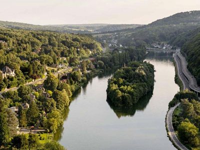 Visite guidée : Balade/pique-nique La Meuse des deux villes