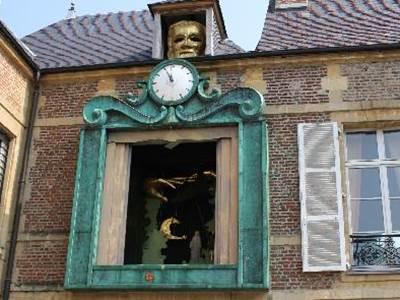 Horloge du Grand Marionnettiste