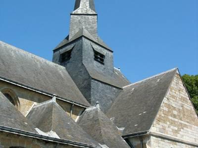 Eglise Saint-Martin d'Amagne