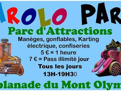 Parc d'attractions Carolo Park