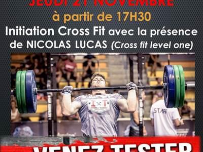 Evènement Cross Training