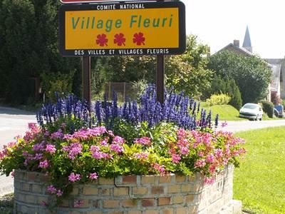 "Barby - village fleuri "" 3 fleurs"""