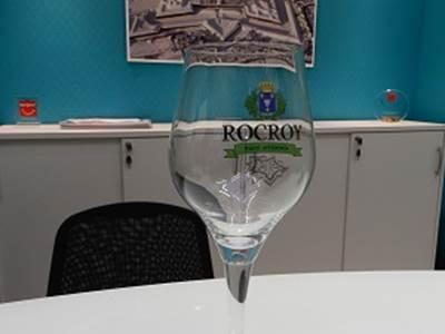 Produits du terroir à l'office de tourisme de Rocroy