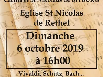 Concert de la Cantilène