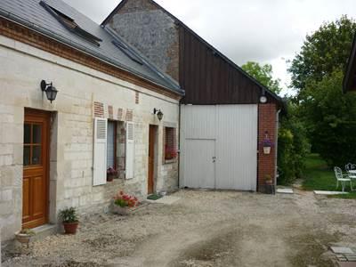 Gîte n°368 - La Maison du four à pain