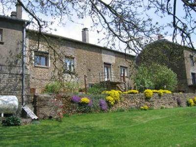 Maison de vacances à la campagne avec jardin , près de l'abbaye d'Orval