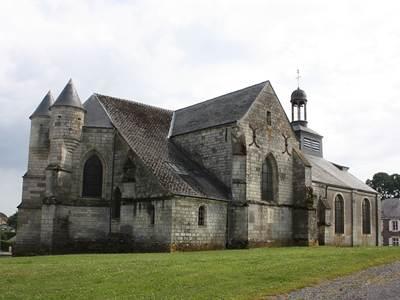 Visite de village: Découvrez Viel-Saint-Rémy