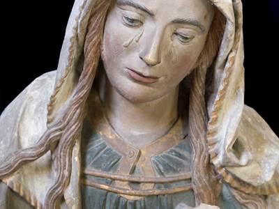 Visite guidée VAH Sedan : L'église Saint-Etienne du fond de Givonne