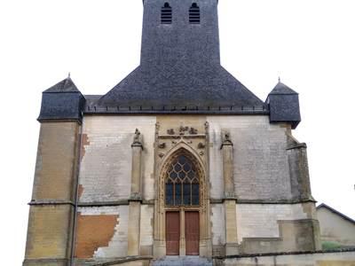 Église de Savigny-sur-Aisne