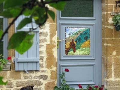 """Chambre d'hôtes """"4 collines"""" - WETS Annick"""