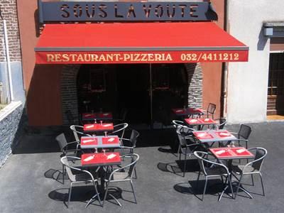 Restaurant Pizzeria Sous la Voûte