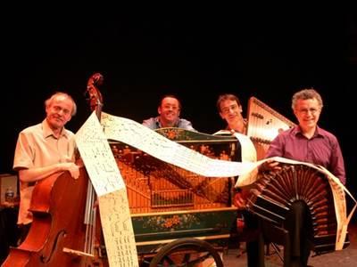 Quatuor barbaroque à l'Abbatiale de Mouzon