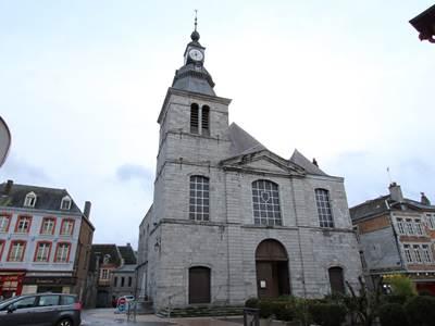Saint-Hilaire church