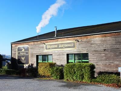 Visite de la Brasserie Ardwen