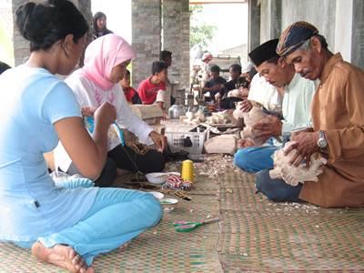 Exposition : Dans les coulisses du Wayang Golek