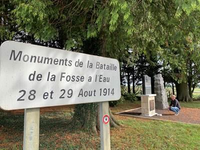 Monuments de la bataille de la Fosse à l'eau