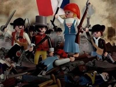L'Histoire par les Playmobiles
