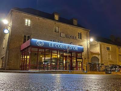 """Hôtel-Restaurant """"Le Coeur d'or"""""""