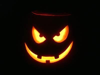 Halloween à la grotte de Nichet