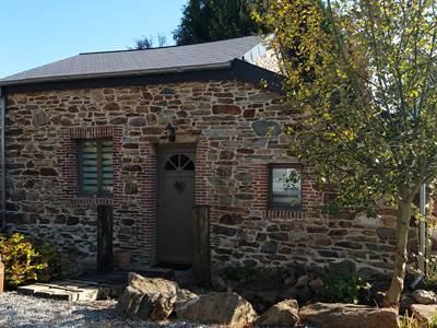 Petite maison sur Rocroi