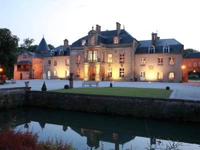 """Séjour 3 jours 2 nuits """"Week-end prestige en amoureux dans un château-hôtel en Ardenne"""""""