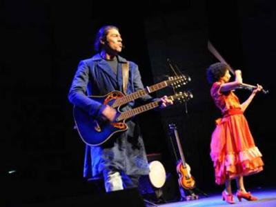 Concert pour les petits : La tête dans les étoiles