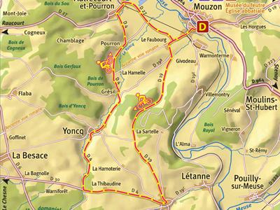 Cyclotourisme - Les Routes de l'Histoire