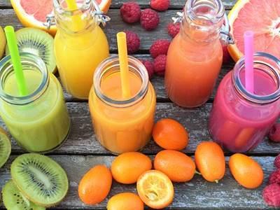 Smoothies et jeu de saisonnalité des fruits et légumes