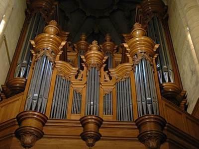 Concert d'orgue à quatre mains par Florence Rousseau et Loïc Georgault