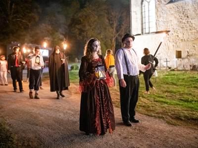 La Cassine en Ardenne© : Journées du Patrimoine au Couvent des Cordeliers