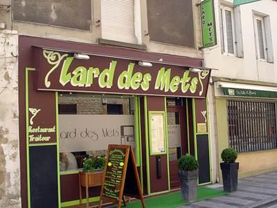 """Restaurant """"Lard des Mets"""""""