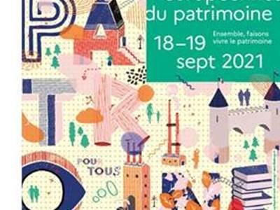 Journées Européennes du Patrimoine à l'Agora