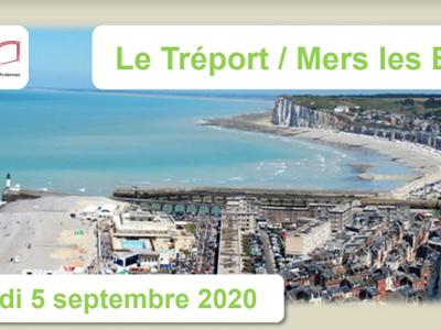 Voyage au Tréport-Mers les Bains