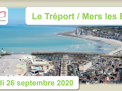 Voyage au Tréport-Mers les Bains pour se tremper les pieds encore une fois