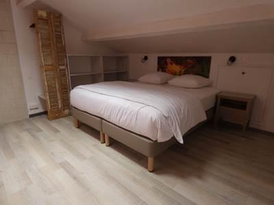 Chambre à coucher Les Ocres