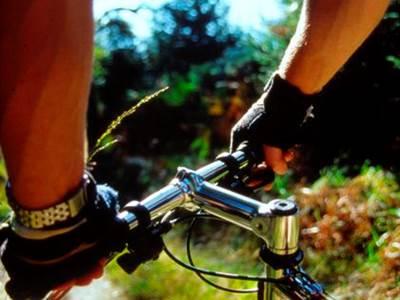 Balade à vélo: La route forestière de Talma
