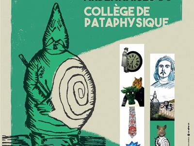 """Exposition """"Les origines ardennaises du Collège de Pataphysique"""""""